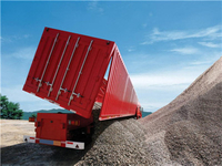 SIDE DUMP SEMI TRAILER