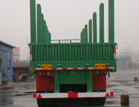 TIMBER TRANSPORT SEMI TRAILER