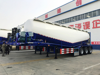 BULK CEMENT TANKER SEMI TRAILER 1