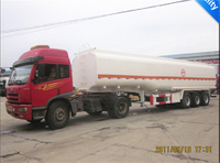 FUEL TANKER SEMI TRAILER