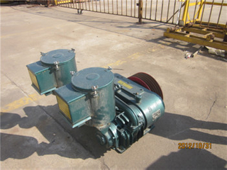 12M3 DOUBLE CYLINDER AIR COMPRESSOR
